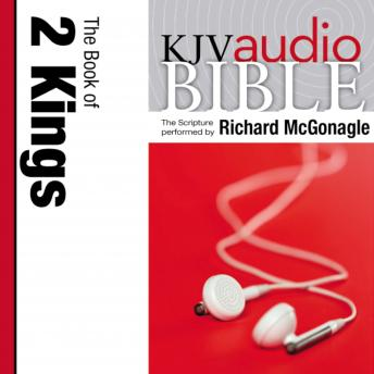 Pure Voice Audio Bible - King James Version, KJV: (11) 2 Kings