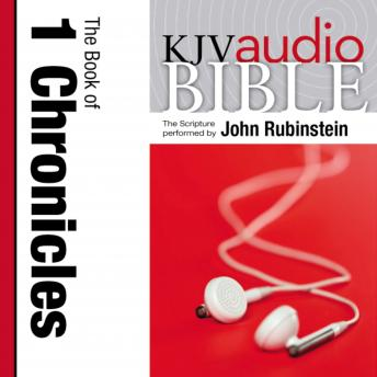 KJV, Audio Bible: The Book of 1 Chronicles, Audio Download, Zondervan Publishing