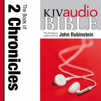 KJV, Audio Bible: The Book of 2 Chronicles, Audio Download, Zondervan Publishing