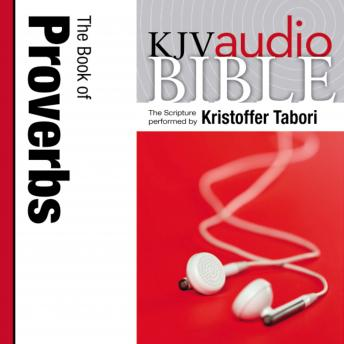 KJV, Audio Bible: The Book of Proverbs, Audio Download, Zondervan Publishing