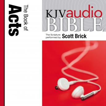 KJV, Audio Bible: The Book of Acts, Audio Download, Zondervan Publishing