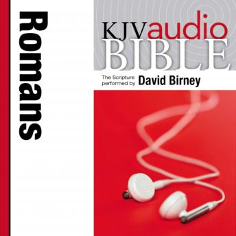 KJV, Audio Bible: The Book of Romans, Audio Download, Zondervan Publishing