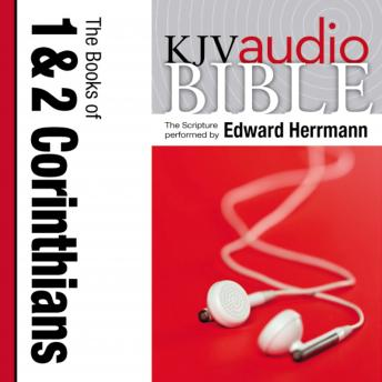Pure Voice Audio Bible - King James Version, KJV: (33) 1 and 2 Corinthians