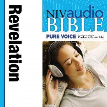 NIV, Audio Bible, Pure Voice: Revelation, Audio Download (Narrated by Barbara Rosenblat), Zondervan Publishing