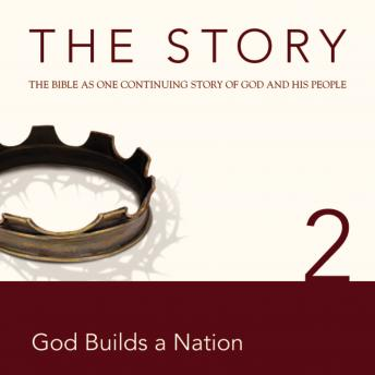 NIV, The Story: Chapter 2 - God Builds a Nation, Audio Download, Zondervan