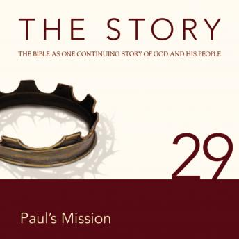 NIV, The Story: Chapter 29 - Paul's Mission, Audio Download, Zondervan