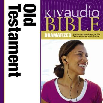 Zondervan KJV, Audio Bible, Dramatized: Old Testament, Audio Download