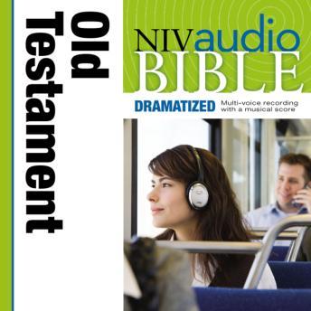 Zondervan NIV, Audio Bible, Dramatized: Old Testament, Audio Download