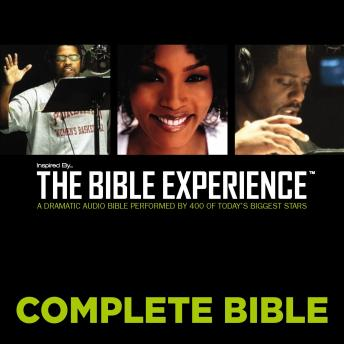 Download Inspired By ... The Bible Experience Audio Bible - Today's New International Version, TNIV: Complete Bible by Zondervan