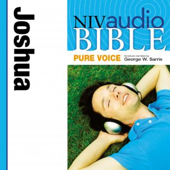 Pure Voice Audio Bible - New International Version, NIV (Narrated by George W. Sarris): (06) Joshua