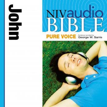 Pure Voice Audio Bible - New International Version, NIV (Narrated by George W. Sarris): (32) John