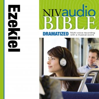 NIV, Audio Bible, Dramatized: Ezekiel, Audio  CD, Zondervan