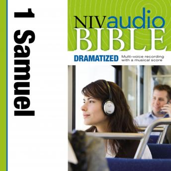 NIV, Audio Bible, Dramatized: 1 Samuel, Audio Download, Zondervan