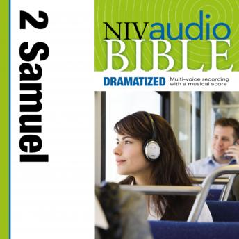 NIV, Audio Bible, Dramatized: 2 Samuel, Audio Download, Zondervan