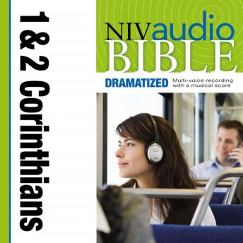NIV, Audio Bible, Dramatized: 1 and 2 Corinthians, Audio Download, Zondervan