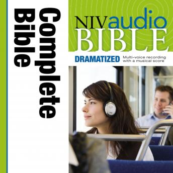 Download Dramatized Audio Bible - New International Version, NIV: Complete Bible by Zondervan