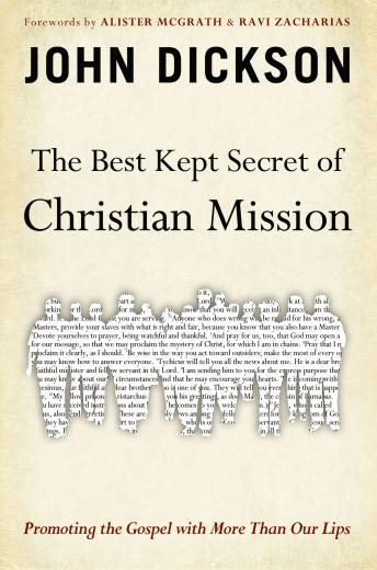 Best Kept Secret of Christian Mission, John Dickson