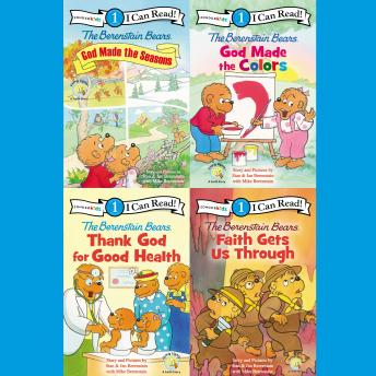 The Berenstain Bears I Can Read Collection 2: Level 1