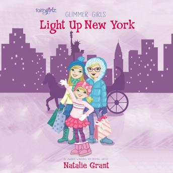 Light Up New York, Simona Chitescu-Weik, Natalie Grant