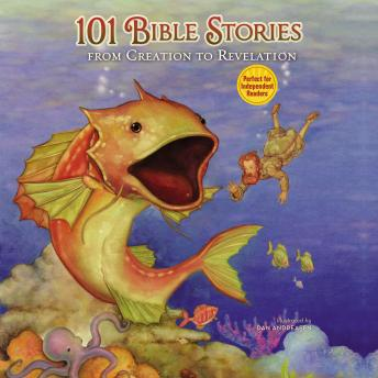 101 Bible Stories From Creation to Revelation, Audio book by Zonderkidz