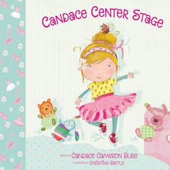 Candace Center Stage details