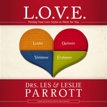 L. O. V. E.: Putting Your Love Styles to Work for You, Parrott Leslie, Les Parrott