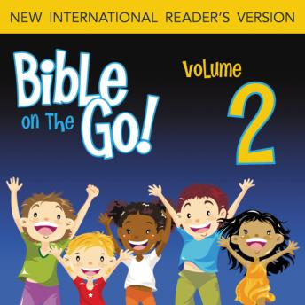 Bible on the Go Audio Bible - New International Reader's Version, NIrV: Vol. 02 The Flood and the Tower of Babel (Genesis 6-9, 11), Zondervan