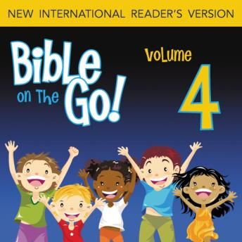Bible on the Go Audio Bible - New International Reader's Version, NIrV: Vol. 04 The Story of Isaac and Rebecca; The Story of Jacob (Genesis 24-25, 27-29), Zondervan