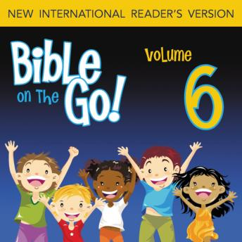 Bible on the Go Vol. 06: Slavery in Egypt and the Story of Moses (Exodus 1-6), Zondervan Publishing