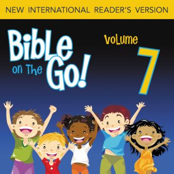 Bible on the Go Vol. 07: The Ten Plagues on Egypt; the First Passover; and the Exodus (Exodus 7-12), Zondervan Publishing
