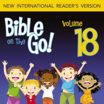 Bible on the Go Vol. 18: The Story of King Solomon (1 Kings 2-4, 6-8), Zondervan