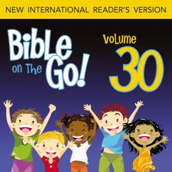 Bible on the Go Audio Bible - New International Reader's Version, NIrV: Vol. 30 Words from the Prophet Isaiah, Part 1 (Isaiah 6, 7, 9, 11, 12, 35, 40, 53, 60, 64), Zondervan
