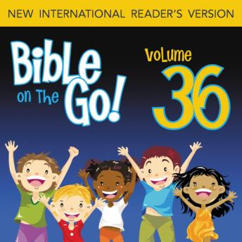 Bible on the Go Vol. 36: The Twelve Disciples; Sermon on the Mount, Part 1 (Matthew 5-6, 10), Zondervan Publishing