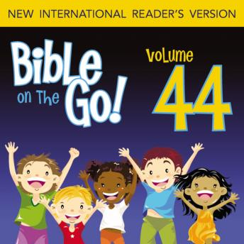 Bible on the Go Vol. 44: The Story of Saul; Peter and Cornelius; Peter in Prison (Acts 9-12), Zondervan Publishing