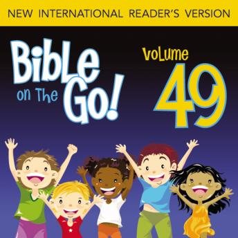 Bible on the Go Vol. 49: Letters of John; Jude; Revelation (1 John 3; 3 John; Jude; Revelation 1-2, 4, 19), Zondervan