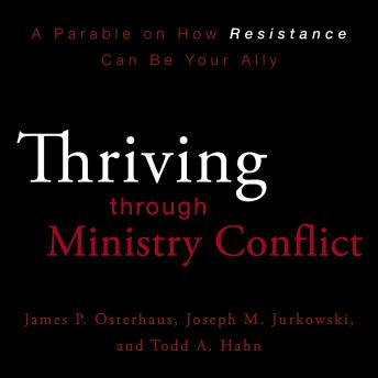 Thriving through Ministry Conflict: By Understanding Your Red and Blue Zones, Todd A. Hahn, Joseph M. Jurkowski, James P. Osterhaus