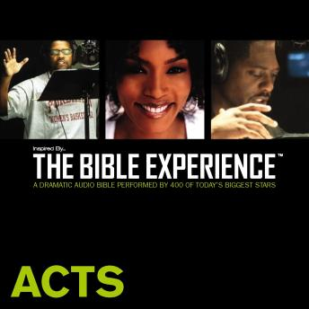 TNIV, Inspired By … The Bible Experience: Acts, Audio Download, Zondervan Publishing