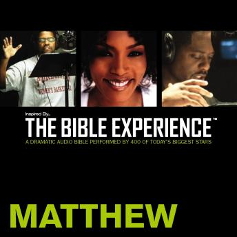 Inspired By ... The Bible Experience Audio Bible - Today's New International Version, TNIV: (29) Matthew
