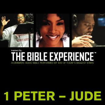 TNIV, Inspired By … The Bible Experience: 1 Peter - Jude, Audio Download, Zondervan Publishing