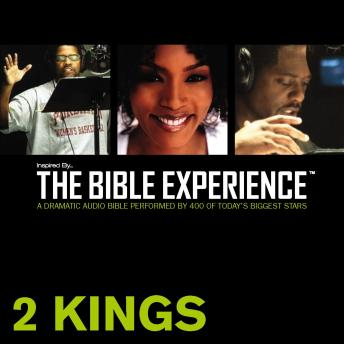 TNIV, Inspired By … The Bible Experience: 2 Kings, Audio Download, Zondervan Publishing