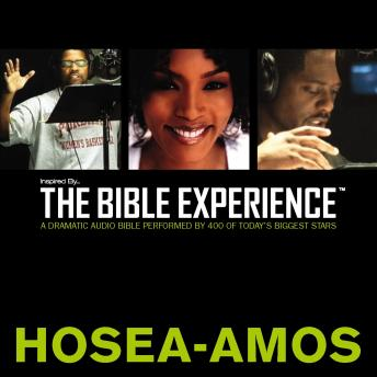 TNIV, Inspired By…The Bible Experience: Hosea - Amos, Audio Download, Zondervan Publishing