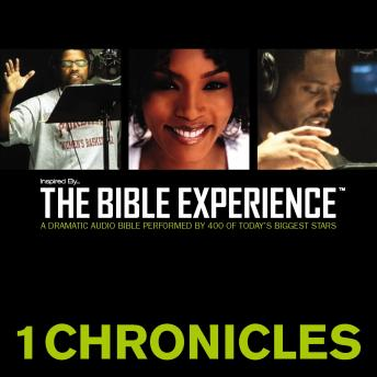 TNIV, Inspired By … The Bible Experience: 1 Chronicles, Audio Download, Zondervan Publishing