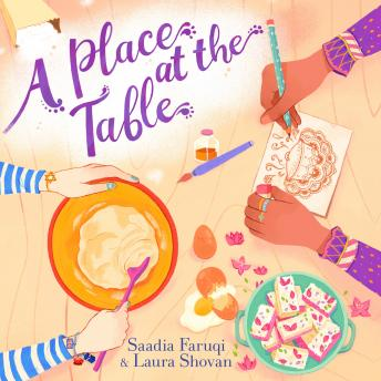 Place at the Table, Saadia Faruqi, Laura Shovan