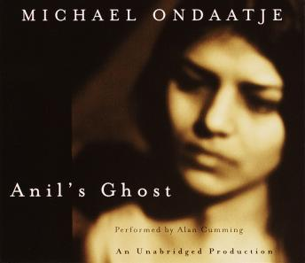 Anil's Ghost: A Novel, Michael Ondaatje