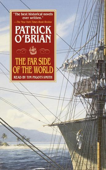 Far Side of the World, Patrick O'brian