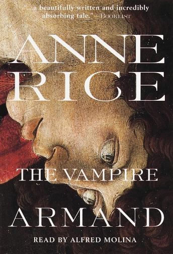 Vampire Armand, Anne Rice