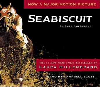 Seabiscuit: An American Legend, Laura Hillenbrand