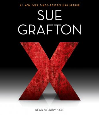 X, Sue Grafton