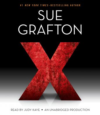 Download X by Sue Grafton