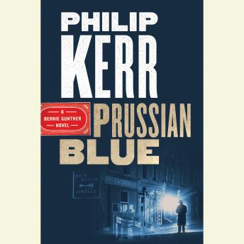 Prussian Blue, Philip Kerr